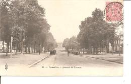 VERSAILLES    Avenue De Sceaux    Ed: ROYER - Versailles