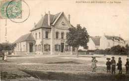 CPA - FONTENAY-en-PARISIS (95) - Aspect Du Quartier De La Mairie En 1906 - France