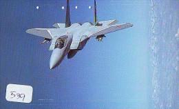 TELECARTE JAPON * MILITAIRY AVION  (539) Flugzeuge * Airplane * Aeroplano * PHONECARD JAPAN * ARMEE * LEGER VLIEGTUIG - Flugzeuge