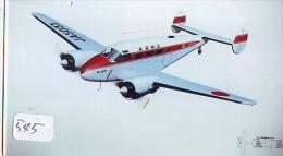 TELECARTE JAPON * MILITAIRY AVION  (545) Flugzeuge * Airplane * Aeroplano * PHONECARD JAPAN * ARMEE * LEGER VLIEGTUIG - Aviones