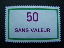 FICTIFS NEUF ** N°F237 SANS CHARNIERE (FICTIF F 237) - Phantom