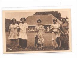 8932 - Jeunes élèves Des Soeurs D'Apia, ILES SAMOA - Samoa