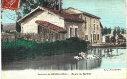 Carte Postale Ancienne De NEUFCHATEAU - Neufchateau