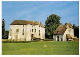 CPM - 27 - HARCOURT - Château - 08 - Harcourt