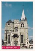 CPM - 27 - LE NEUBOURG - église - 20 - Le Neubourg