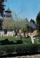 CPM - 27 - LE ROSAY - église - 55 - Le Neubourg