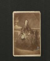 Photo 19 ème Jeune Fille Victorian - Persone Anonimi