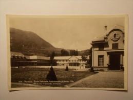 Carte Postale - VIZILLE (38) - Ecole Nationale Professionnelle De Jeunes Filles (9/50) - Vizille