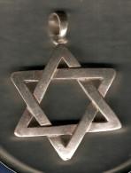 JUDAICA DAVID STAR PENDANT - Religion & Esotericism