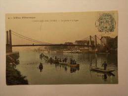Carte Postale - CONFLANS FIN D'OISE (60) - La Pêche à La Ligne (22/50) - Other Municipalities