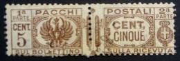 ITALIA 1927 - N° Catalogo Unificato 24 - Postal Parcels