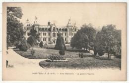 95 - MONTSOULT - Villa Béthanie - La Grande Façade - Montsoult