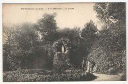 95 - MONTSOULT - Villa Béthanie - La Grotte - Montsoult