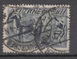 Deutsches Reich - Mi. 196 (o) - Germania