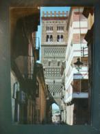 3877 ESPAÑA SPAIN ARAGON TERUEL TORRE DEL SALVADOR POSTCARD POSTAL AÑOS 60/70 - TENGO MAS POSTALES - Teruel