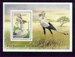 CENTRAFRICA   1142  MINT NEVER HINGED SOUVENIR SHEET OF BIRDS   #  0251 ( - Non Classés