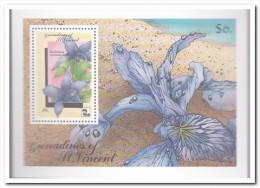 Grenadines Of St. Vincent, Postfris MNH, Flowers, Orchids - St.Vincent (1979-...)