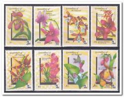 St. Vincent 1990, Postfris MNH, Flowers, Orchids - St.Vincent (1979-...)