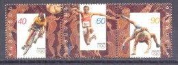 1996. Armenia, Summer Olympic Games Atlanta 1996, 3v, Mint/** - Armenia