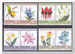 St. Vincent 1985, Plakker MH, Flowers - St.Vincent (1979-...)