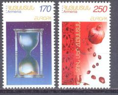 2003. Armenia, Europa 2003, 2v, Mint/** - Armenia