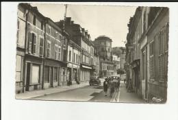 55 - Meuse - Saint Mihiel - Rue Notre Dame - Cpsm - Voitures - Animée-commerces - - Saint Mihiel