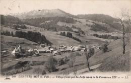 74 - LES GETS - Village Fondé Par Les Juifs Venus De Toscane Au XIV ème Siècle - Les Gets