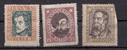Hongrie  Timbres Bolcheviques  3 Valeurs - Hongrie