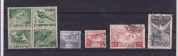 JAPON  TIMBRES OBLITERES ET NEUFS **  TB  COTE : 240 EUROS - Japon