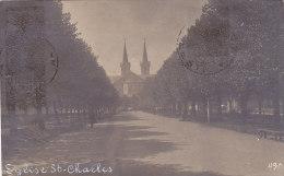 Eglise St Charles (to Anvers 1921) - Estonie