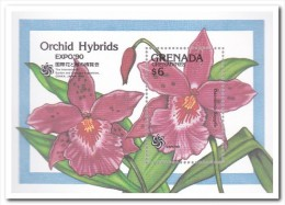 Grenadines Of St. Vincent 1990, Postfris MNH, Flowers, Orchids - St.-Vincent En De Grenadines