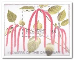 Grenadines Of St. Vincent 1996, Postfris MNH, Flowers - St.-Vincent En De Grenadines