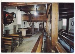 WALDERSBACH (Bas-Rhin) Intérieur Du Temple Protestant-Religion-Orgue-Orgues-Organ-Orgel-Musique-Instrument- - France