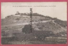 30 - ROCHEFORT-Notre Dame--La Sainte Montagne Vers Le Sud - Rochefort-du-Gard