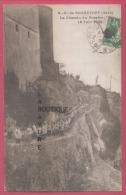 30 - ROCHEFORT-Notre Dame--Le Chemin Du Rosaire 19 Juin 1924---animé - Rochefort-du-Gard