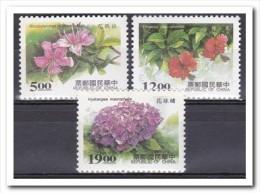 Taiwan 1997, Postfris MNH, Flowers - Ongebruikt