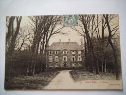 Le Château ,1905 - Saint Pair Sur Mer