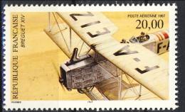 Francia PA 1997 N. 61 F. 20 Multicolore MNH GO (gomma Originale Integra) Catalogo € 10 - 1960-.... Nuovi