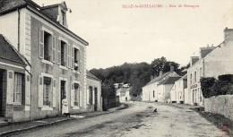 CPA SILLE LE GUILLAUME 72 Rue De Bretagne - Sille Le Guillaume