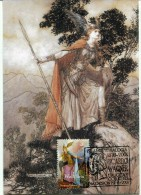 6659  Uruguay,  Maximum 2001,  Walkiria  Walkure,  Opera Of Richard Wagner - Música