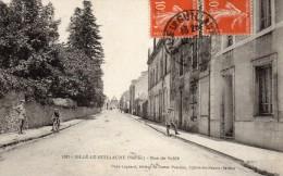 CPA SILLE LE GUILLAUME 72 Rue De Sablé - Sille Le Guillaume