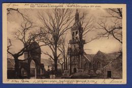 29 PLOMODIERN Chapelle Ste Marie Du Ménez-Hom XVe Siècle - Plomodiern