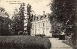 CPA PARENNES 72 Château De Courtemanche - Altri Comuni