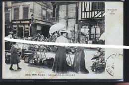 BAR SUR AUBE MARCHE AUX FLEURS - Bar-sur-Aube