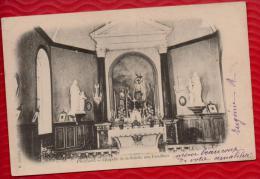 56 PLOERMEL - Chapelle De La Salette Aux Ursulines - Non Divisée - Adressée Au Bignon - R/V - Ploërmel