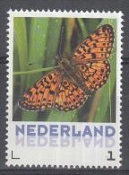 Nederland - Uitgiftedatum 6 Maart 2015 – Vlinders/Butterflies – Zilveren Maan - Boloria Selene - MNH/postfris - Vlinders