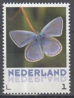Nederland - Uitgiftedatum 6 Maart 2015 – Vlinders/Butterflies - Icarusblauwtje - Polyommatus Icarus - MNH/postfris - Vlinders