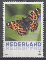 Nederland - Uitgiftedatum 6 Maart 2015 – Vlinders/Butterflies – Landkaartje - Araschnia Levana - MNH/postfris - Vlinders