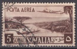 Italy Colonies Somalia A.F.I.S. 1950 Sassone#10 Used - Somalie