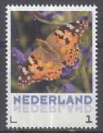 Nederland - Uitgiftedatum 6 Maart 2015 – Vlinders/Butterflies – Distelvlinder - Vanessa Cardui - MNH/postfris - Vlinders